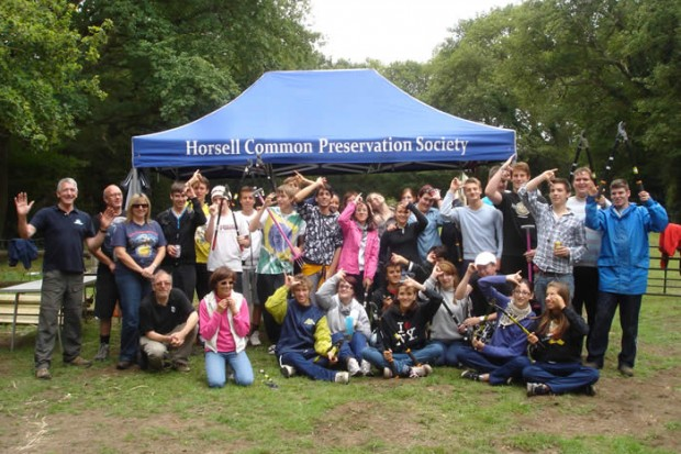 HCPS hosts International Nature Camp